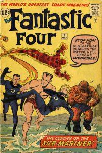 Fantastic Four #4 (1962)