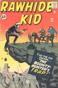 The Rawhide Kid #26 (1962)