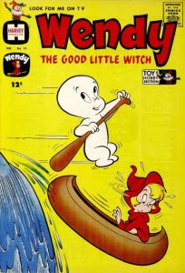 Wendy, the Good Little Witch #10 (1962)