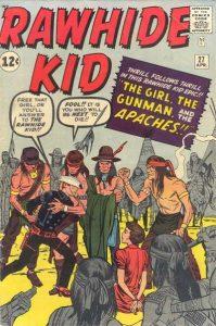 The Rawhide Kid #27 (1962)