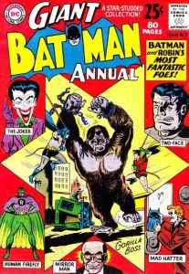 Batman Annual #3 (1962)
