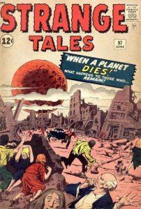 Strange Tales #97 (1962)