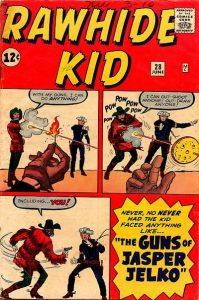 The Rawhide Kid #28 (1962)