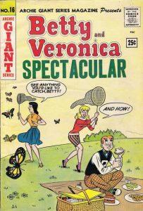 Archie Giant Series Magazine #16 (1962)