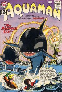Aquaman #5 (1962)