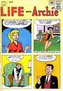 Life with Archie #15 (1962)