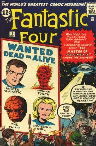Fantastic Four #7 (1962)