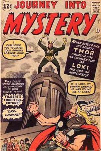 Journey into Mystery #85 (1962)