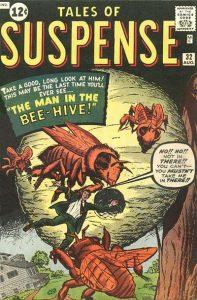 Tales of Suspense #32 (1962)