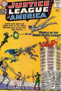 Justice League of America #13 (1962)