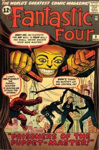 Fantastic Four #8 (1962)