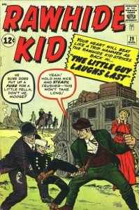 The Rawhide Kid #29 (1962)
