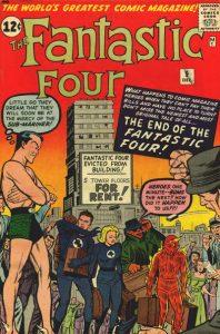 Fantastic Four #9 (1962)