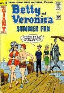 Archie Giant Series Magazine #18 (1962)