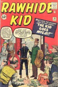 The Rawhide Kid #30 (1962)