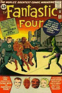 Fantastic Four #11 (1962)