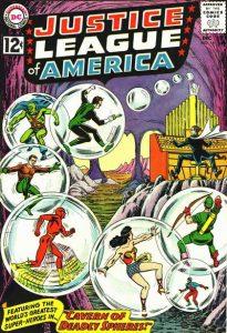 Justice League of America #16 (1962)