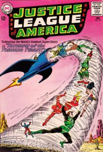 Justice League of America #17 (1962)