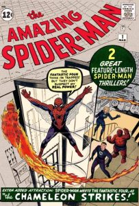 Amazing Spider-Man #1 (1962)