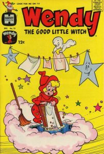 Wendy, the Good Little Witch #15 (1962)