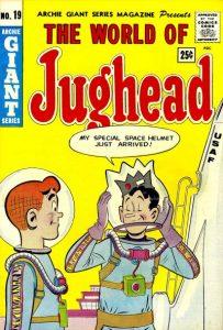 Archie Giant Series Magazine #19 (1962)