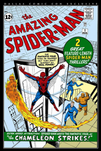 The Amazing Spider-Man #1 (1962)