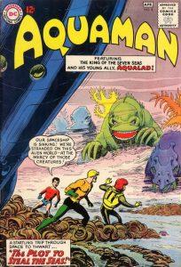Aquaman #8 (1963)
