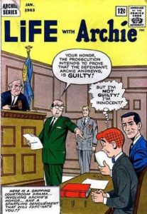 Life with Archie #18 (1963)