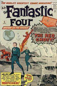 Fantastic Four #13 (1963)