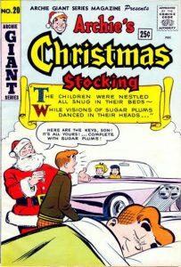 Archie Giant Series Magazine #20 (1963)