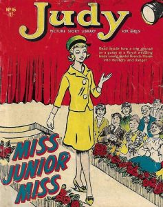 Judy Picture Story Library for Girls #16 (1963)