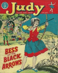 Judy Picture Story Library for Girls #5 (1963)