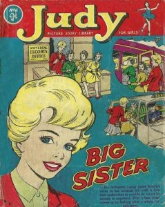 Judy Picture Story Library for Girls #6 (1963)