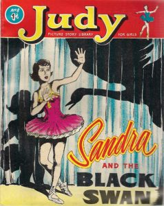 Judy Picture Story Library for Girls #8 (1963)