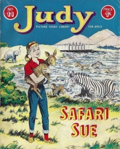 Judy Picture Story Library for Girls #11 (1963)