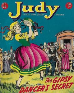 Judy Picture Story Library for Girls #13 (1963)