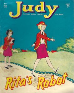 Judy Picture Story Library for Girls #15 (1963)