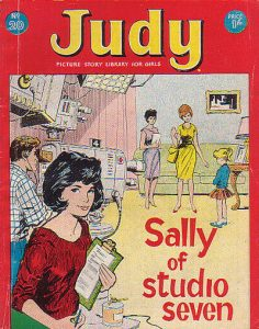 Judy Picture Story Library for Girls #20 (1963)