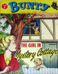 Bunty Picture Story Library for Girls #8 (1963)