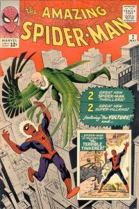 Amazing Spider-Man #2 (1963)