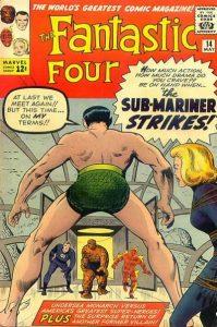 Fantastic Four #14 (1963)