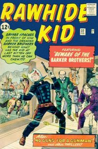 The Rawhide Kid #32 (1963)