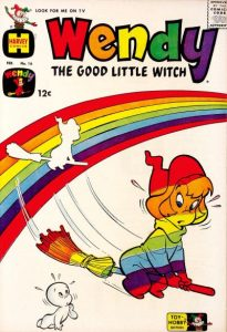 Wendy, the Good Little Witch #16 (1963)
