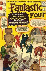 Fantastic Four #15 (1963)