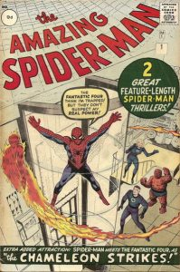 The Amazing Spider-Man #1 (1963)
