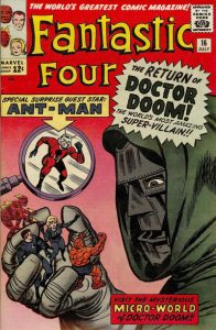 Fantastic Four #16 (1963)