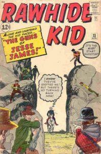 The Rawhide Kid #33 (1963)