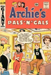 Archie's Pals 'n' Gals #24 (1963)