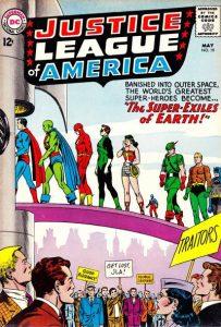 Justice League of America #19 (1963)