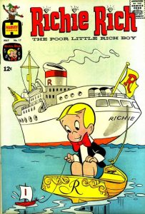 Richie Rich #17 (1963)